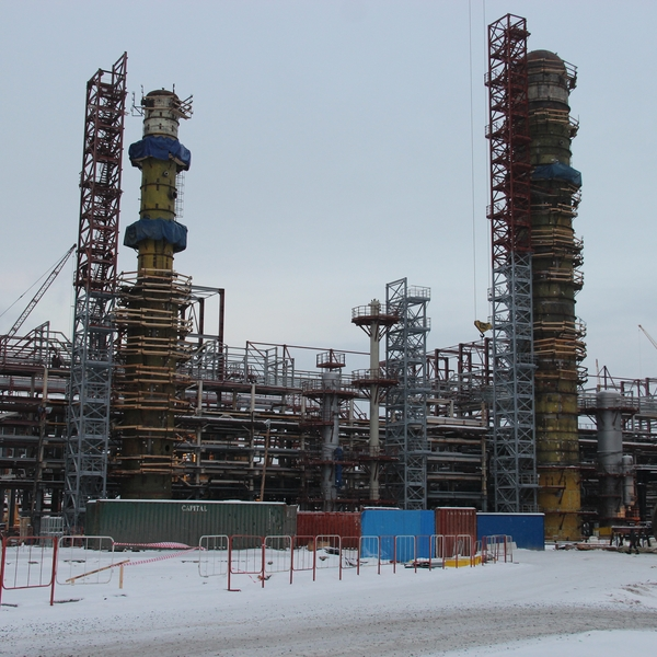 Petrochemical equipment