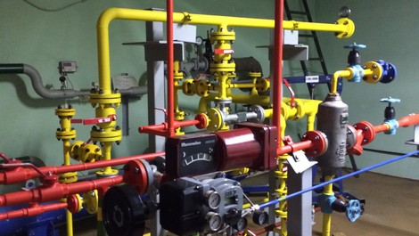 Vacuum systems section 2500