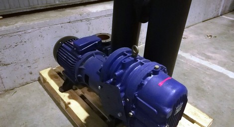 Supply of air compressor